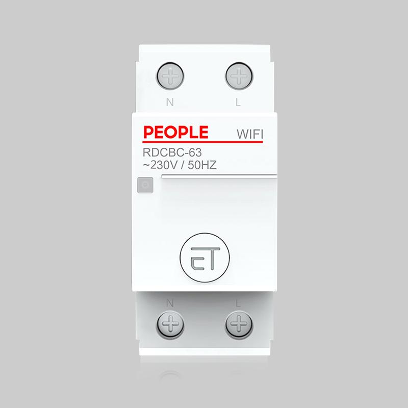 人民电器,人民电器集团,人民电器集团有限公司,中国人民电器,RDCBC-63节能智能无线控制断路器(外星人WIFI型)