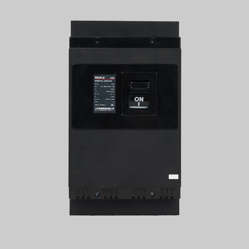 人民电器,人民电器集团,人民电器集团有限公司,中国人民电器,RDM10L系列漏电断路器