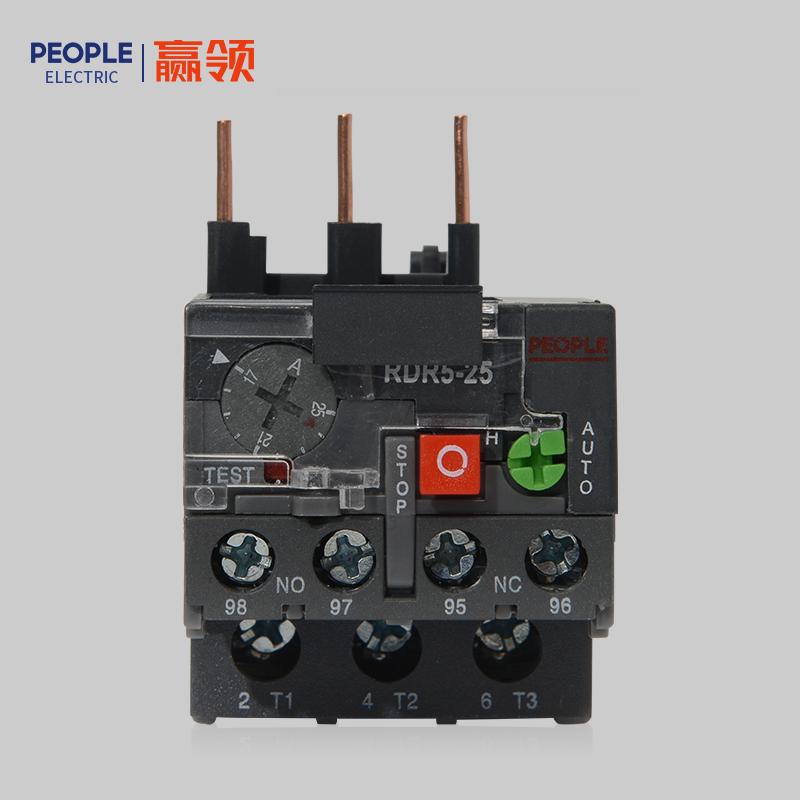 人民电器,人民电器集团,人民电器集团有限公司,中国人民电器,RDR5系列热过载继电器