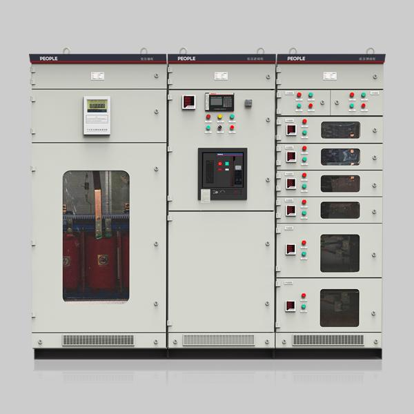 GCK、GCL系列低壓抽出式開關柜
