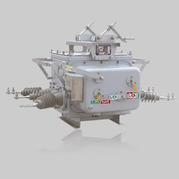 ZW20A-12型户外高压交流真空断路器