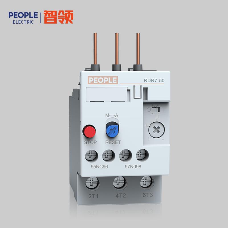 RDR7系列热过载继电器