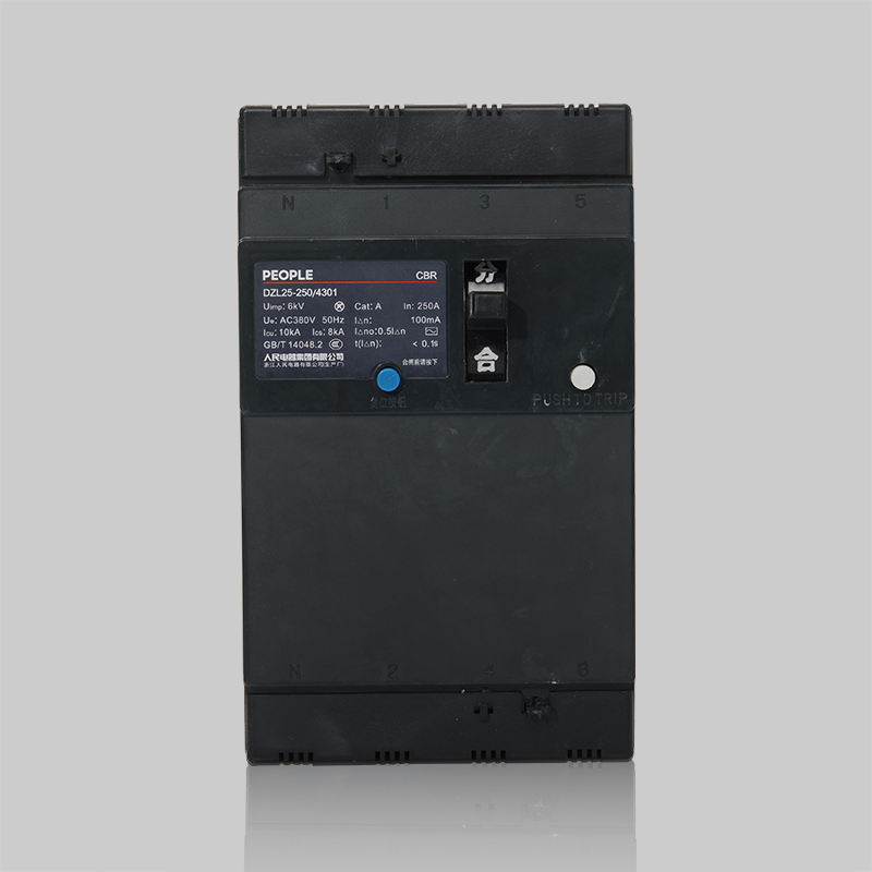 DZL25系列漏电断路器