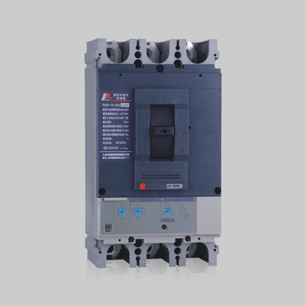 RDM11系列塑料外壳式断路器