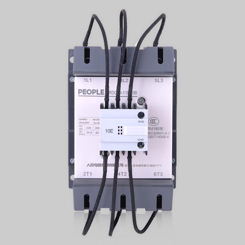 切换电容接触器