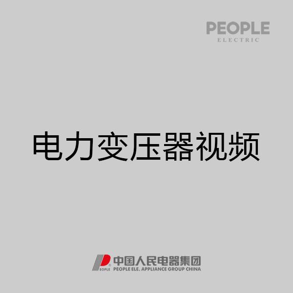人民电器,人民电器集团,人民电器集团有限公司,中国人民电器,智能电力变压器、特种变压器视频