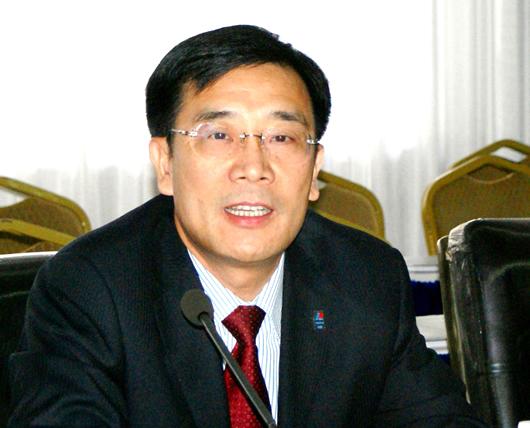 叶玉森总经理会见江西企业考察团