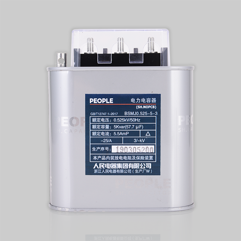 BSMJ自愈式低压并联电容器