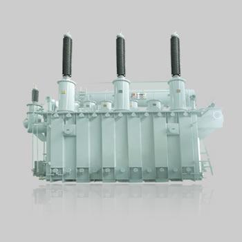 110kV级三相有载调压电力变压器