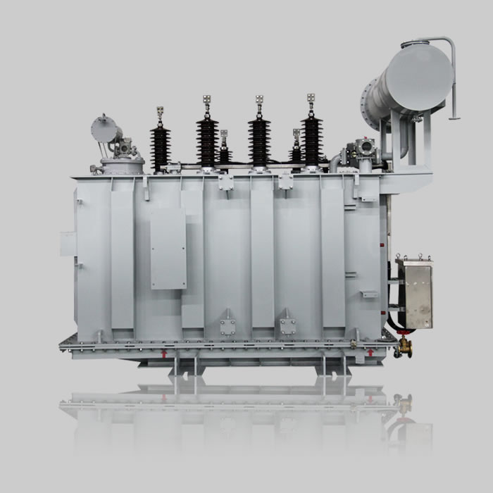 35kV Level Three-phase On-load Tap-changing Electric power Transformer