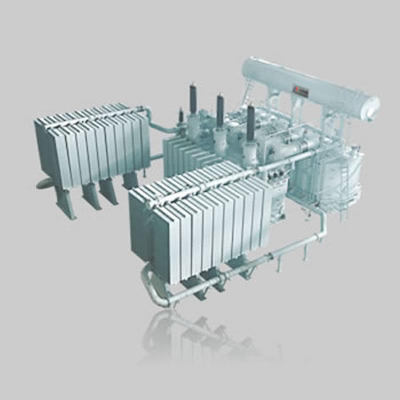 上海人民電器ZHSTB-125000/220kv油浸自冷式整流變壓器