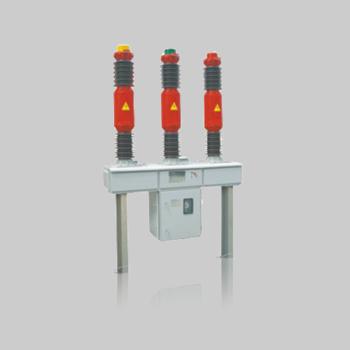LW8-40.5型户外高压交流六氟化硫断路器