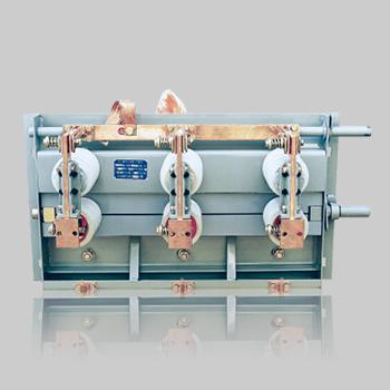 GN30-12型户内高压交换扭转式断绝开关