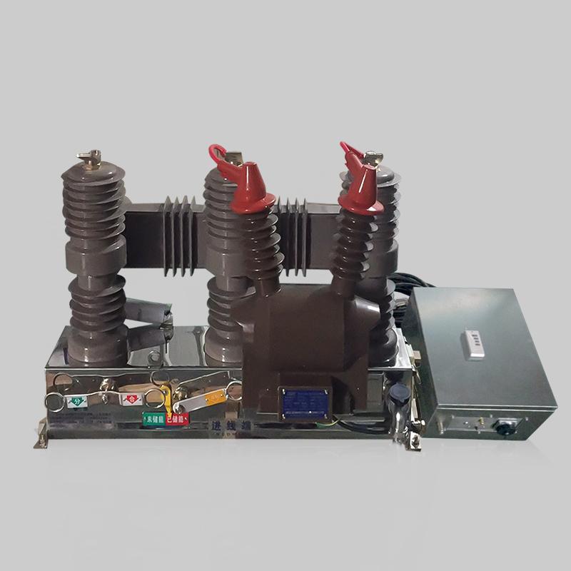 ZW32F-12戶外高壓交流分界真空斷路器