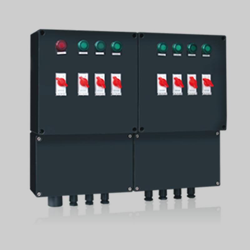 FXM(D)系列防水防尘防腐照明(动力)配电箱
