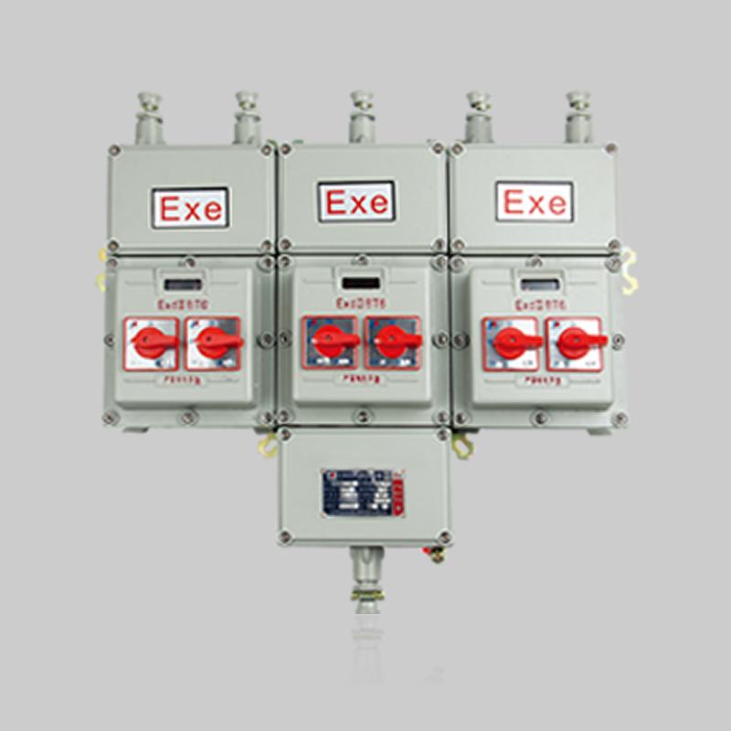 上海人民电器BXM(D)51系列防爆照明(动力)配电箱(ⅡB)