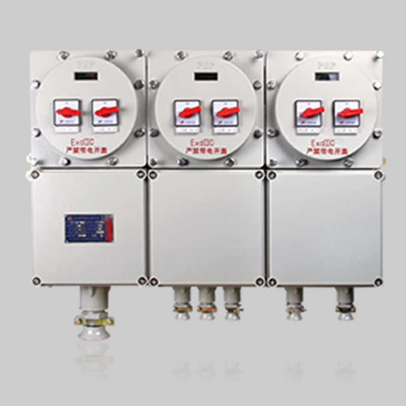 BXM(D)53系列防爆照明(动力)配电箱(ⅡC)