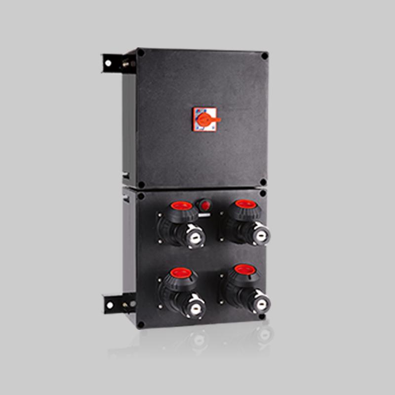 上海人民电器BXX8050系列防爆防腐电源插座箱(ⅡC)