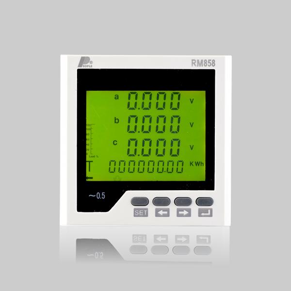 安装式电测表