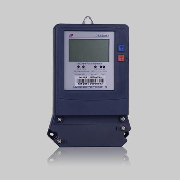 dssd858/dtsd858型三相电子式多功能电能表系列(简易)