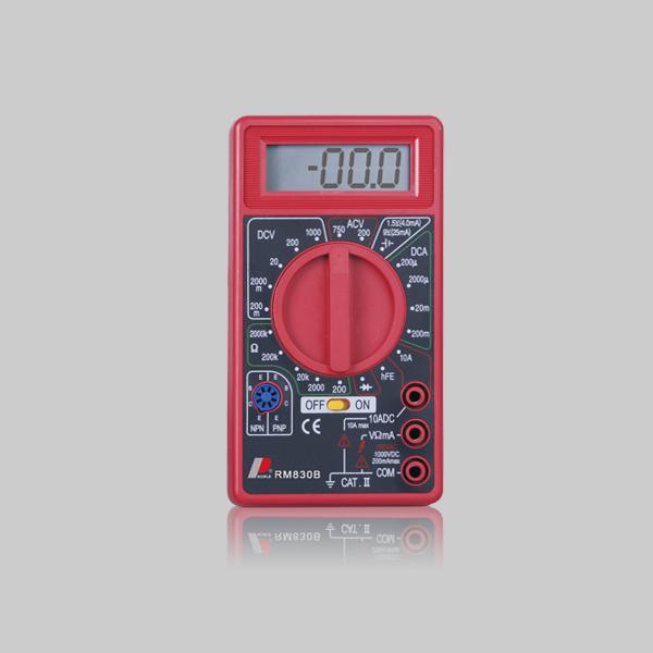 RM830B 数字万用表/钳形表