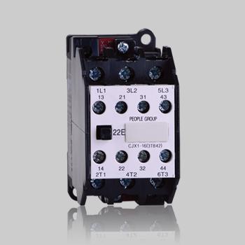 CJX1 系列交流接触器