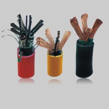 上海人民電器通用橡套軟電纜