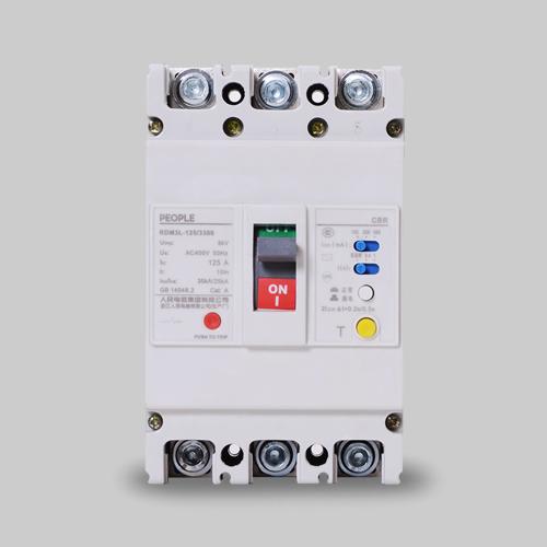 RDM3L系列泄电断路器
