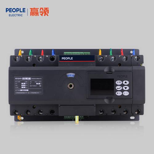 浙江人民電器,人民電器RDQH5系列雙電源自動轉換開關