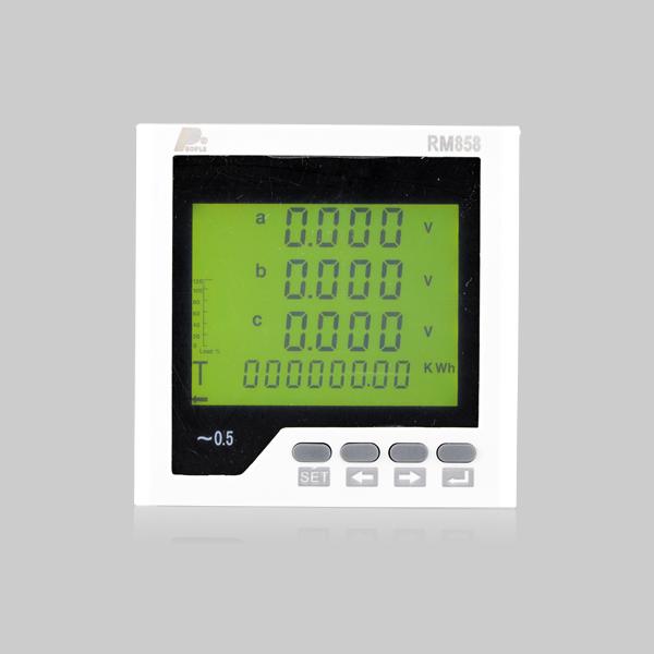 RM-858E 多功能复费率表