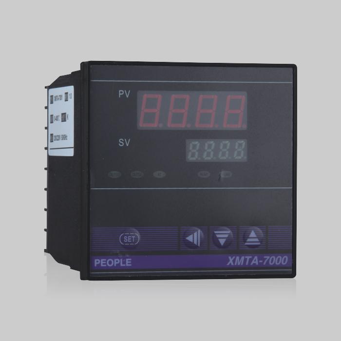 上海人民电器XMT-7000系列智能式温度指示调节仪