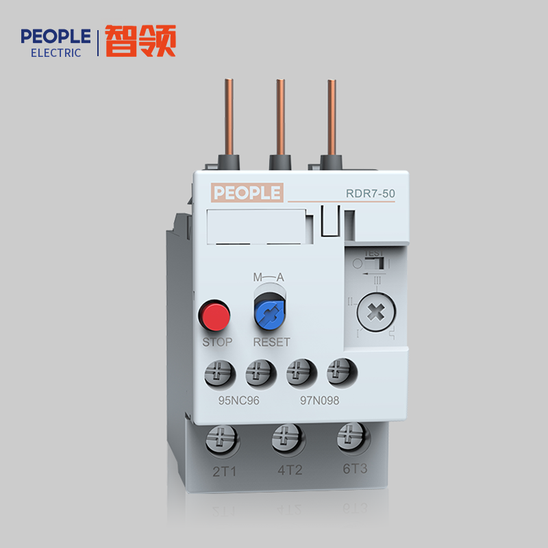 RDR7系列熱過載繼電器