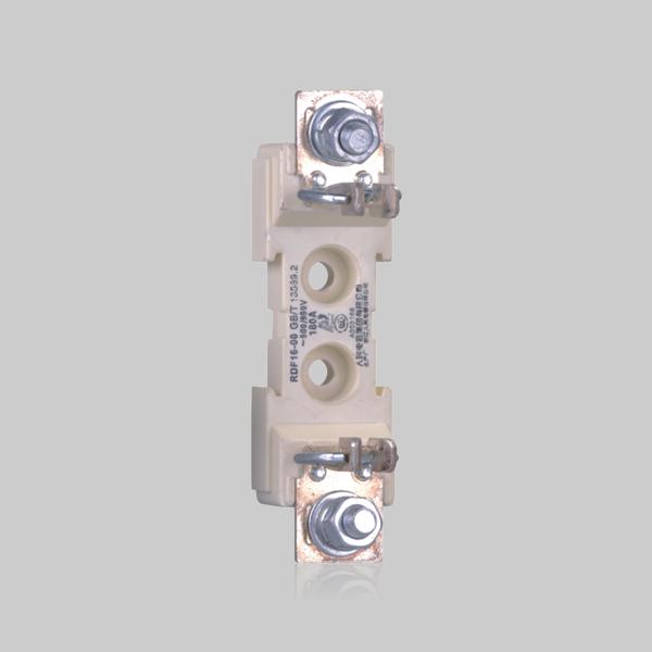 RDF16系列有填料封闭管式刀型触头熔断器