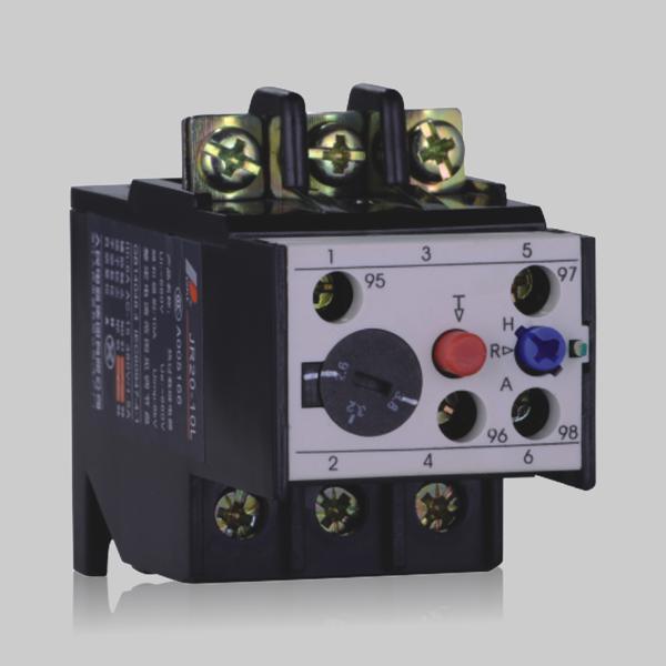 浙江人民電器,人民電器JR20系列熱過載繼電器