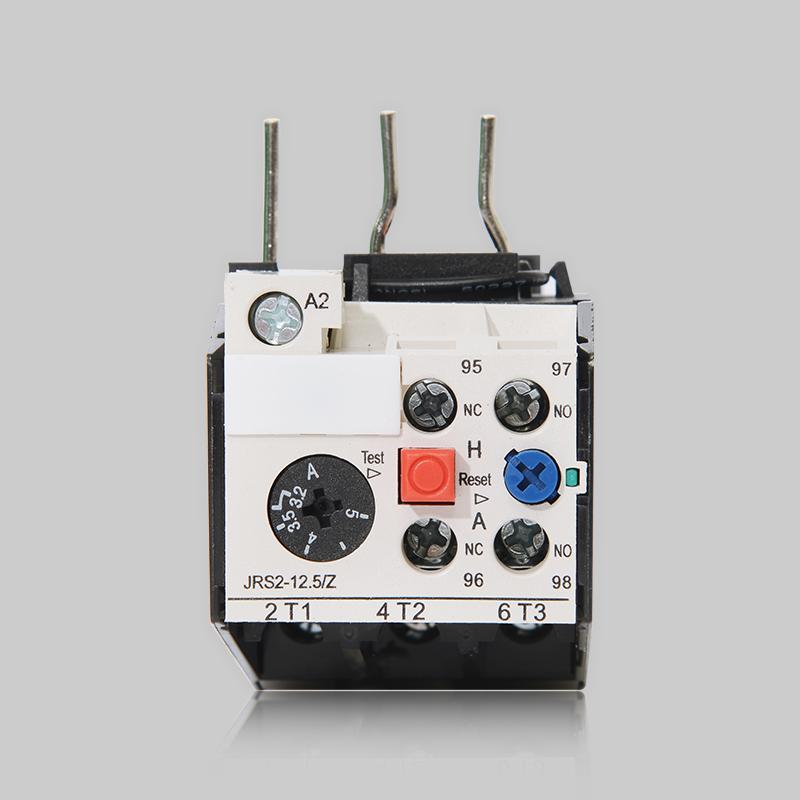 浙江人民電器,人民電器JRS2系列熱過載繼電器