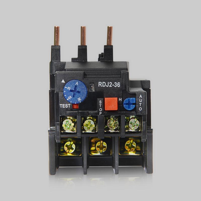 浙江人民電器,人民電器RDJ2 系列熱過載繼電器