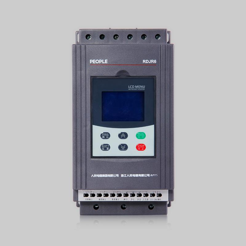 浙江人民電器,人民電器RDJR6 系列軟起動器