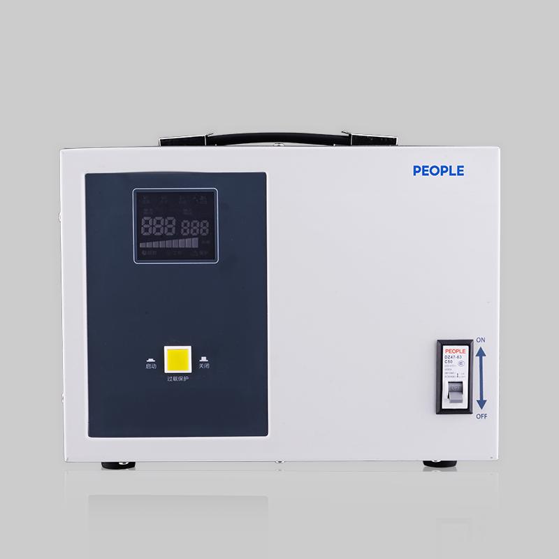 SVR系列高精度全自動交流穩壓電源