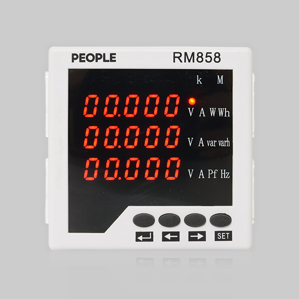 上海人民電器RM-858E多功能電力儀表