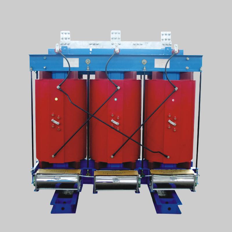 上海人民电器SC(B)10、SCR10系列树脂绝缘干式电力变压器