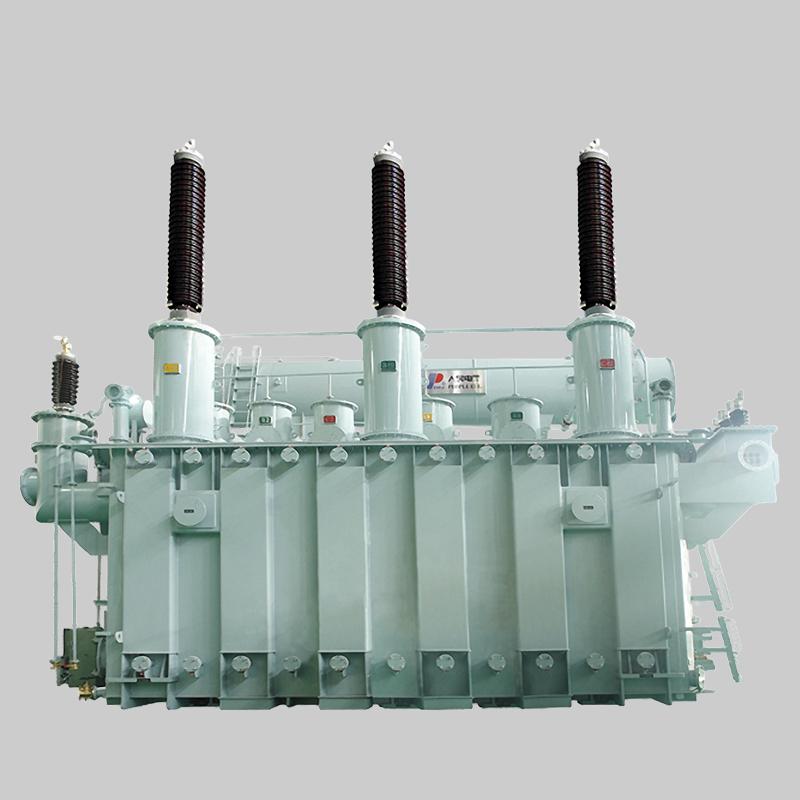 上海人民电器110kV级智能化三相有载调压电力变压器