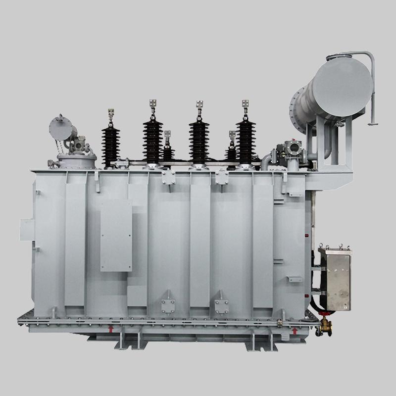 上海人民电器35kV级三相有截调压电力变压器