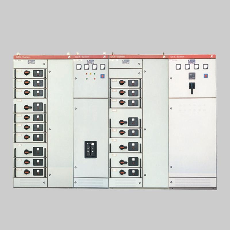 GCS型智能化低壓抽出式開關柜