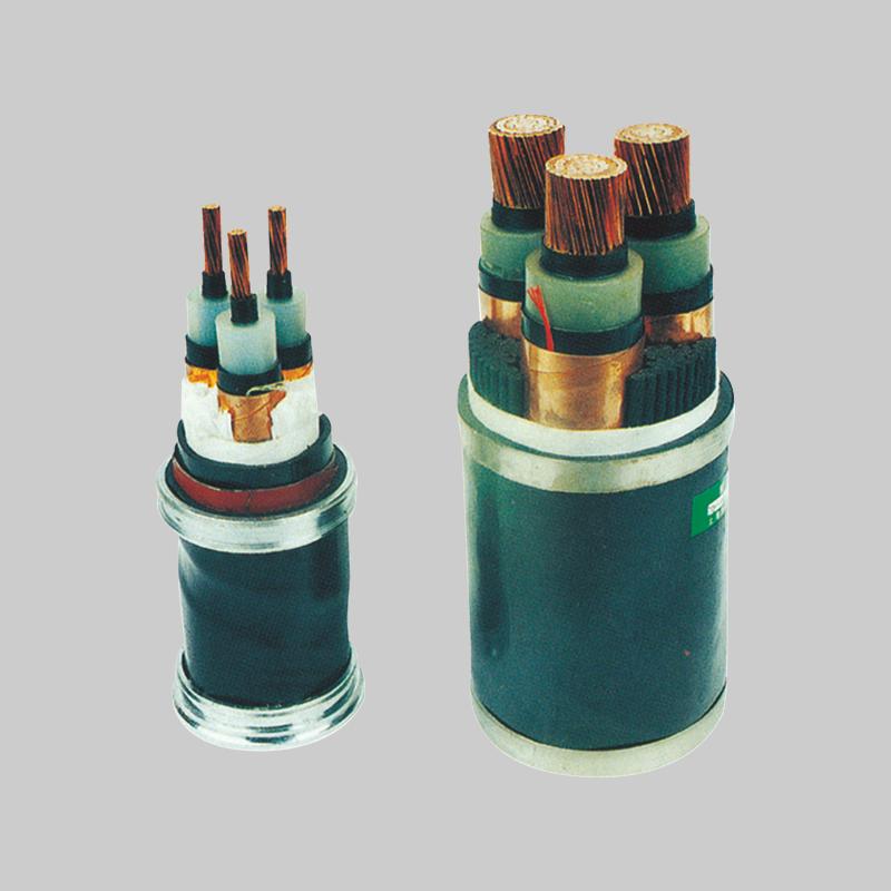 上海人民电器8.7/10kV(8.7/15kV) 交联聚乙烯绝缘电力电缆
